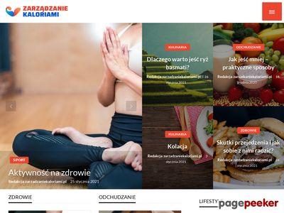 Portal edukacyjny - zarzadzaniekaloriami.pl