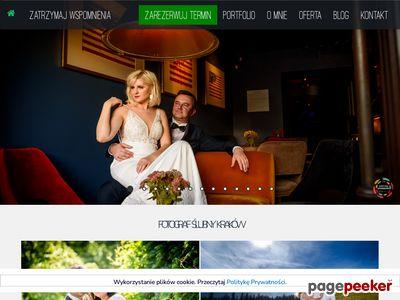 Fotografia ślubna - Zatrzymaj Wspomnienia