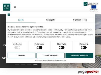 Rrgranity.pl, płyty marmurowe
