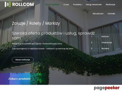 Rollcom - panele tekstylne Kraków