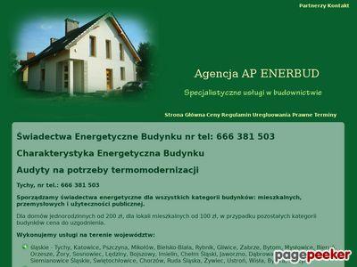 Świadectwa energetyczne Bielsko - Biała