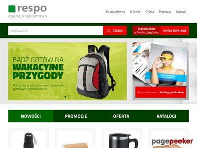 Breloki reklamowe - respo.pl