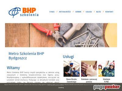 Szkoleniabhp-bydgoszcz.pl Ocena Ryzyka Zawodowego