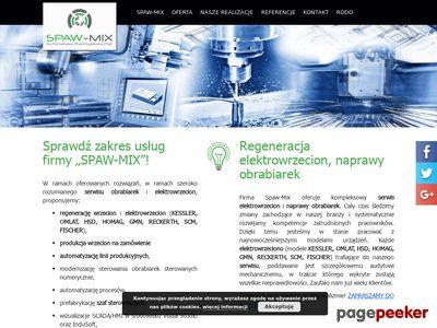 Naprawa elektrowrzecion - spaw-mix.pl