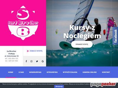 Kitesurfingu Chałupy