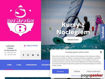 Kursy windsurfingu