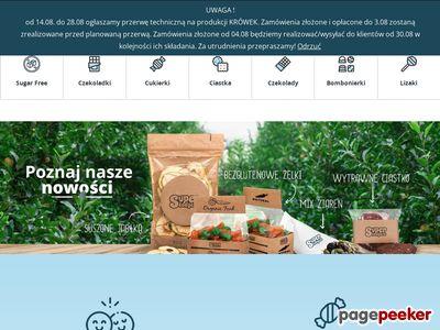 Superslodycze.pl - słodycze reklamowe z logo