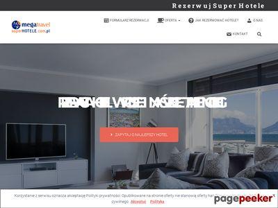 Rezerwacja tanich hoteli