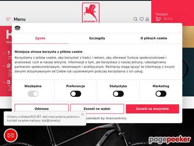Motocykle Romet
