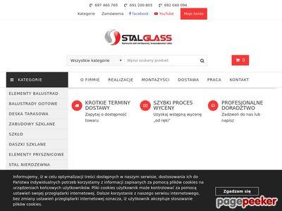 Stalglass.com - okucia