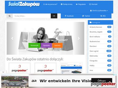 Świat zakupów - sklepy internetowe