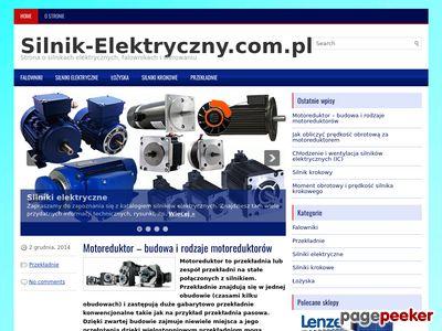Blog tematyczny silnik-elektryczny.com.pl