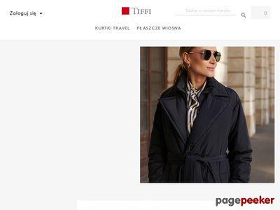 Odzież kobieca - shop.tiffi.com
