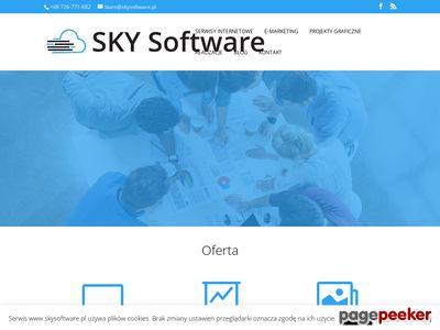 E-marketing Rzeszów - skysoftware.pl