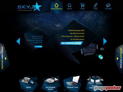 Skylap: Naprawa laptopów w Olsztynie