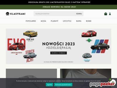Wyjątkowa koszulka bmw - sklep.klasykami.pl