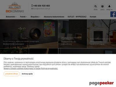 Biokominki - sol-techbiokominki.pl