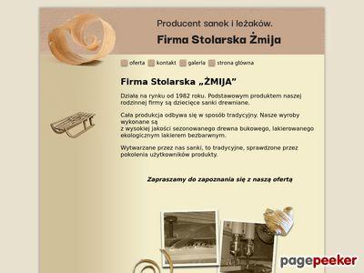 Stol-Hand. Produkcja sanek i produkcja zabawek