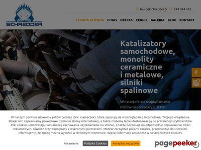 Schredder s.c. skup złomu śląsk