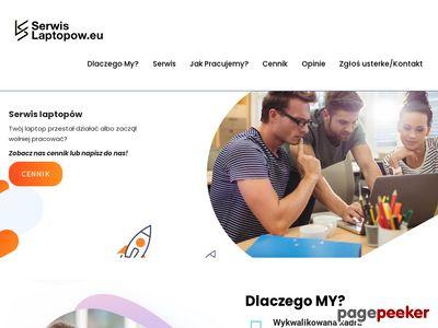 Naprawa laptopów - Kraków