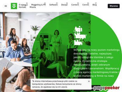 Agencja reklamowa SEOHeroes - pozycjonowanie Kraków