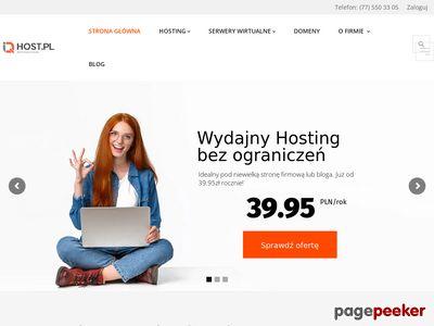SecurityHost.pl - Najtańszy hosting w Polsce