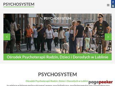 Psychosystem - Psycholog Lublin