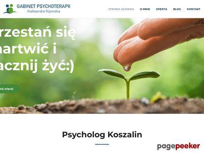 Psycholog - Aleksandra Kijewska