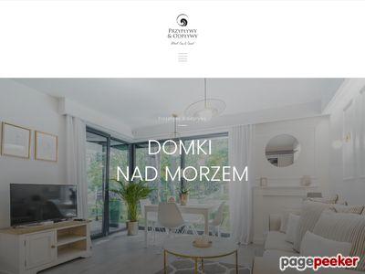 Nocleg Jastrzębia Góra - przyplywyiodplywy.pl