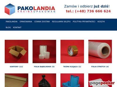 Folia bąbelkowa warszawa - przeprowadzkisklep.pl