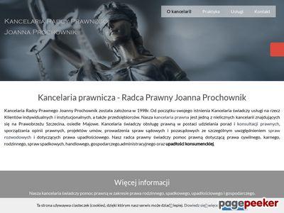Adwokat szczecin