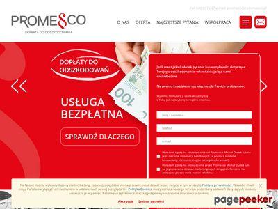Odszkodowania OC Promesco.pl