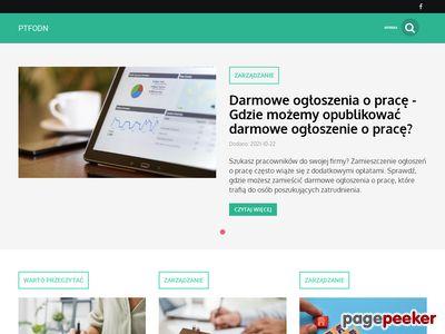 PTFODN - Wiedza w prowadzeniu biznesu