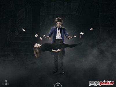 Filip Piestrzeniewicz - pokazy iluzji
