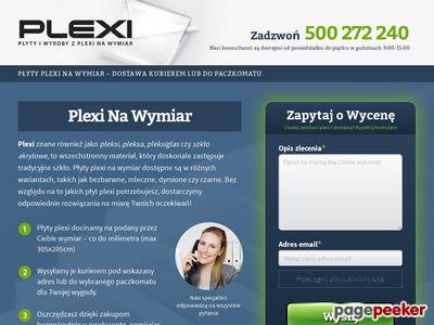 Http://plexinawymiar.pl