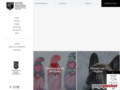 Polonia hotel COHM