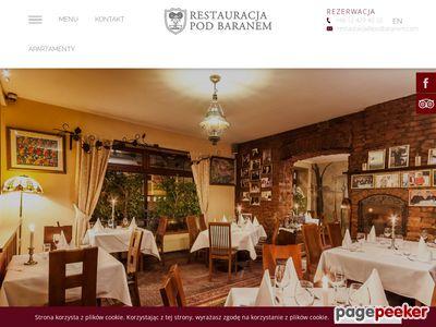 Restauracja Kraków - podbaranem.com