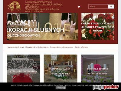 Centrum Dekoracji Ślubnych