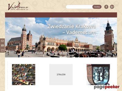 Kraków - zwiedzanie z przewodnikiem