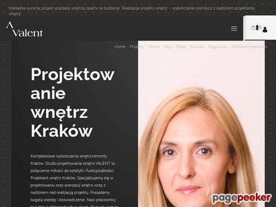 Meble na wymiar Kraków - valent.pl