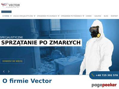 Vector - opróżnianie mieszkań Łódź, usługi