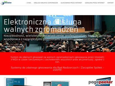 Bezprzewodowe elektroniczne głosowanie