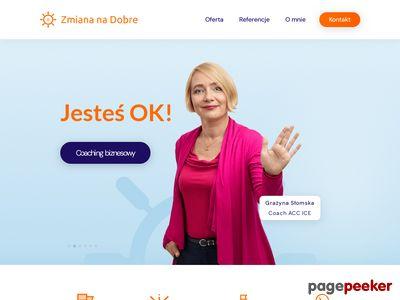 Coaching Kraków. Dla firm, dla Ciebie ZmianaNaDobre.pl