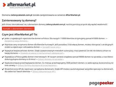 Www.ZielonyZakatek.com.pl - Green Velo - trasa rowerowa