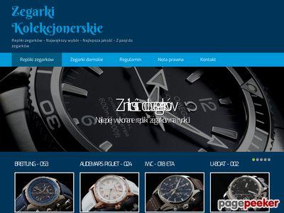 Repliki zegarków