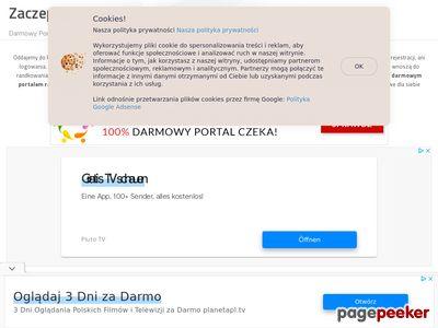 Portal Randkowy Zaczepka.net - Ogłoszenia Randkowe