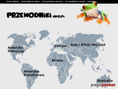 Przewodniki po Chorwacji