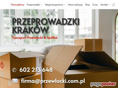 Przeprowadzki Międzynarodowe Kraków