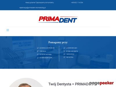 Wybielanie zębów Poznań