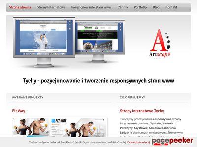 Tworzenie stron www Tychy